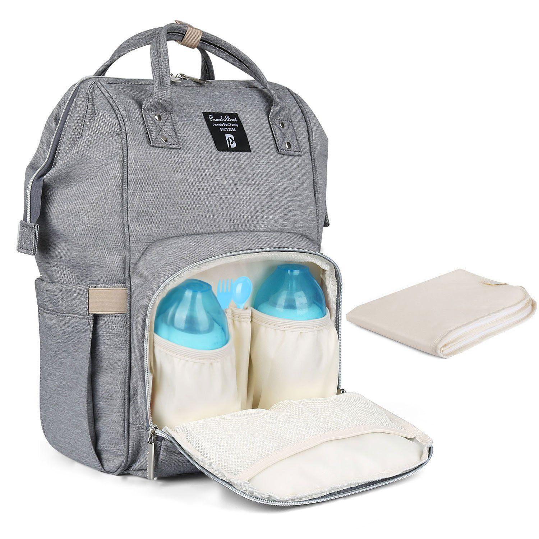 Quel est l'intérêt du sac à dos à langer? Notre avis!
