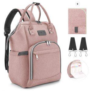 Quel est le meilleur sac à dos à langer? Nos avis!